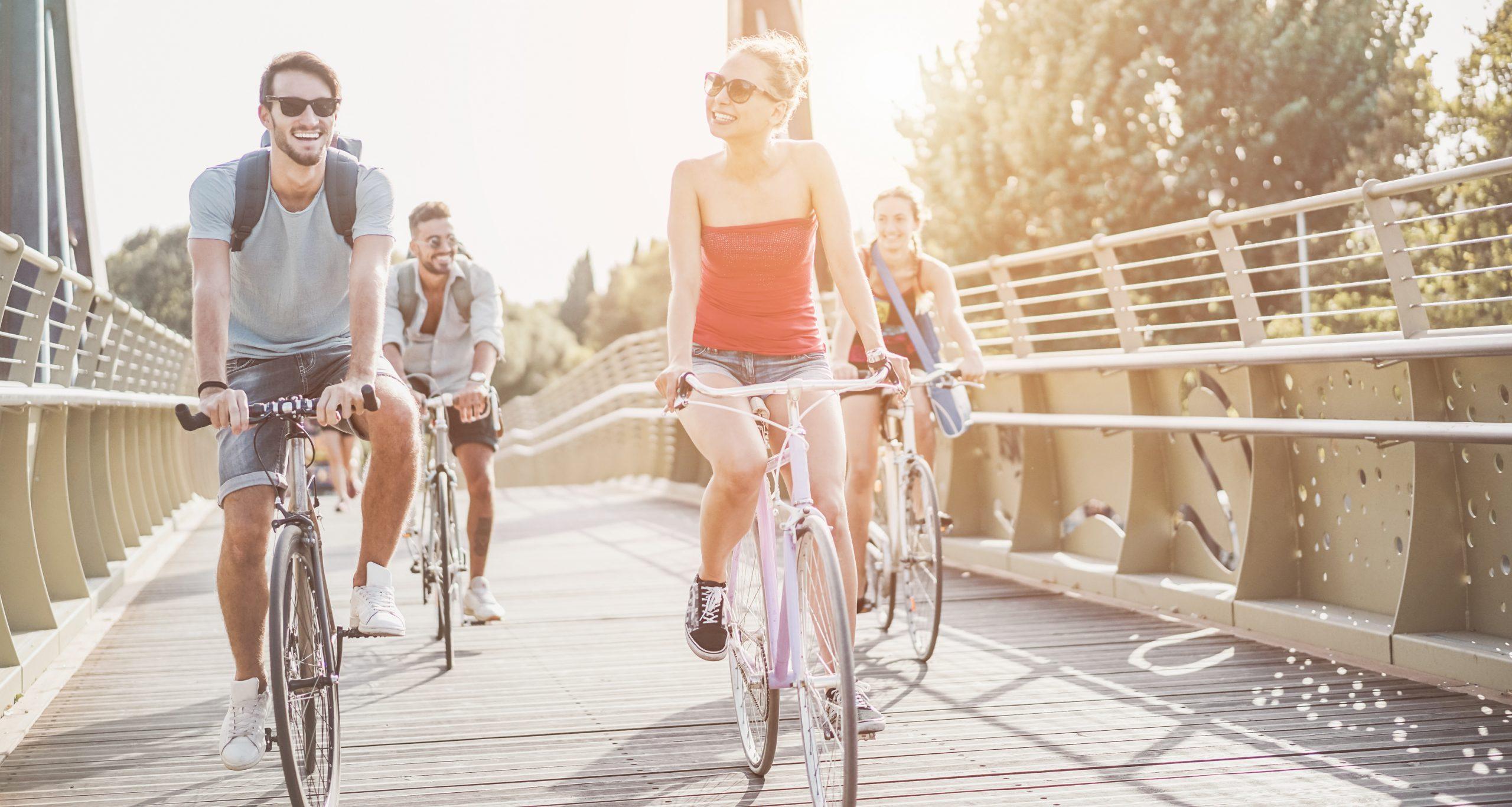 « Été COVID » : votre plancher pelvien à vélo