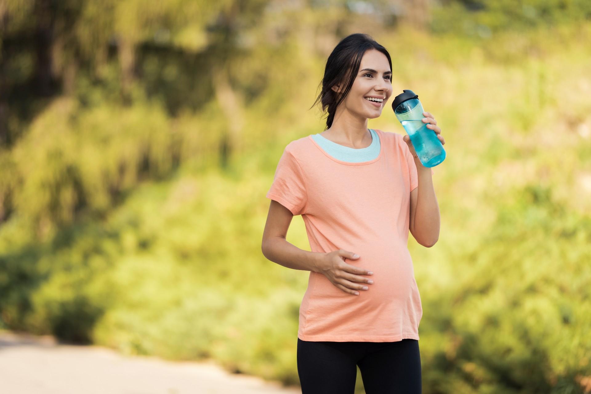 Alimentation équilibrée, grossesse en santé!